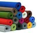 multi color fabric roll