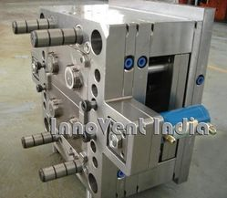 Plastic Injection Molds Designing