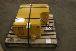 Excavator Oil Tank