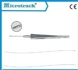 Vitreoretinal Serrated Straight Forceps (SS)