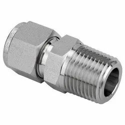 Stainless Steel Male Connector ( Ferrule Connecter )