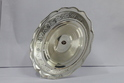 Silver Plated Osian Plate (round)