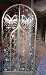Iron Good Surface Finishing Window Grill