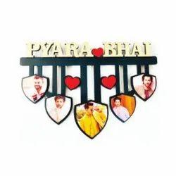 Pyara Bhai Sublimation Wooden Wall Frame