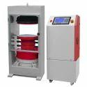 Semi Automatic Compression Testing Machine