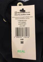 Barcode Tags Printing