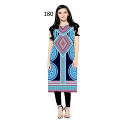Printed Casual Wear Kurti