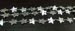 Metal Star Shape Rosary Chain