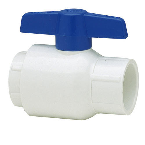 Plastic Ball Valve, Size: 1/2-2 Inch