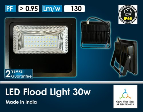 30W LED Slim Flood AR-MAX, IP Rating: IP65
