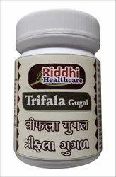 Riddhi Healthcare Triphala Ayurvedic Guggul, Packaging Type: Bottle