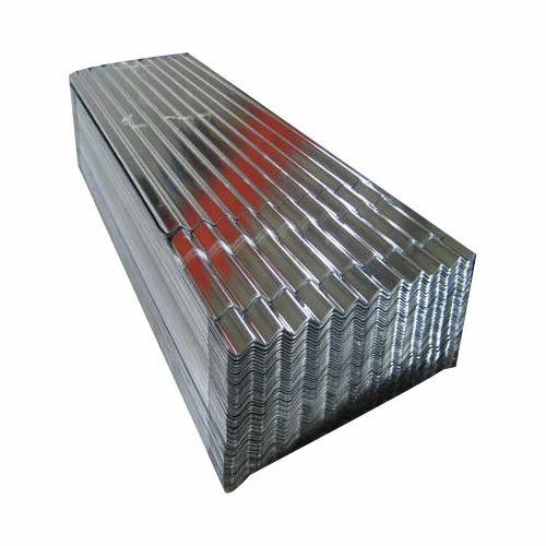 Iron Roofing Sheet, Shape: Rectangular, Rs 63 /kilogram ...