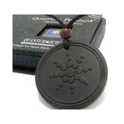Quantun Pendant Necklace Scalar Energy