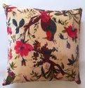 Printed Velvet Cushion Cover
