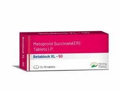 Betablock XL 50mg Tab