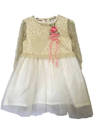 57529fc87b3a8 Little Angel Baby Party Frock | Petals Children Wear | Manufacturer ...
