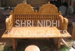 Brown Marble Garden Furniture