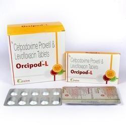 Cefpodoxime & Levofloxacin Tablets
