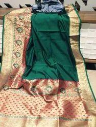 Silk Banarasi Saree