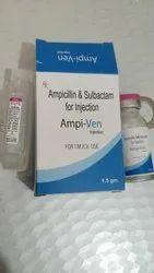 Ampicillin Sulbactum Injection