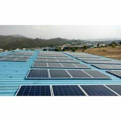 Commercial Solar Power Polycrystalline Panel, Warranty: 10-25 Years