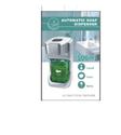 Automatic Soap spray dispenser