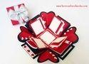 Handmade Explosion Box for Gift