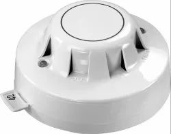 White Apollo Discovery Optical Smoke Detector for Office Buildings