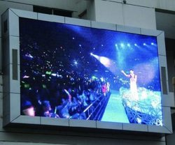 P10 Outdoor LED Displays Wall