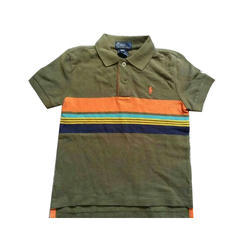 Men's Polo Tees Shirt