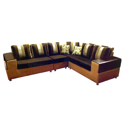 6 Seater Designer L Shape Sofa Set