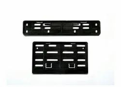 Motorcycle Number Plate Frame