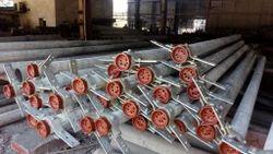 Cast Iron Pipe 100MMX4MMX3MTR.