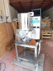 Solutions Packaging 2.5kw Aalu Patty Making Machine For Restaurant Equipments, Capacity: 1500-1800