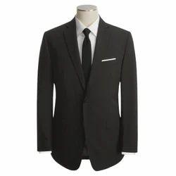 poly / viscose Plain Corporate Uniform Fabric