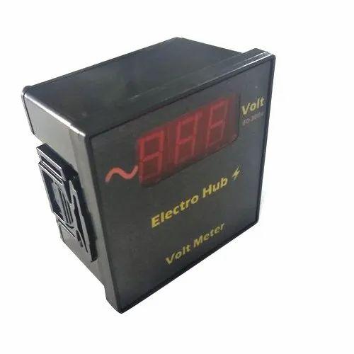 Vidyut Tech AC Voltmeter for Industrial