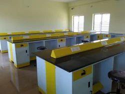 Galvanized Iron Laboratory Table