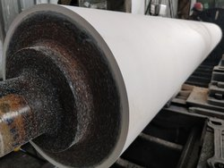 Rubber Covered Rollers - Textile Processing
