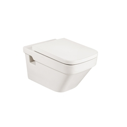 Roca The Gap Vitreous China Wall Hung Rimless Wc Rs 17850 Piece