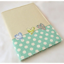 Fabric Cover Notebook At Rs 40 Piece Fabric Cover Notebook Id