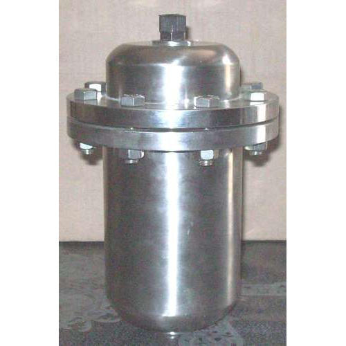 Pulsation Dampeners Exporter From Ahmedabad