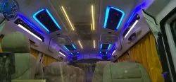 Mumbai To Goa Tour Bus Rental Services, Seating Capacity: 26