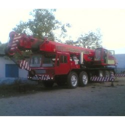 Telescopic Cranes in Ahmedabad, दूरबीन वाली
