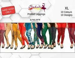 Shinker Cotton Churidar Saheli Bottom Screen Leggings