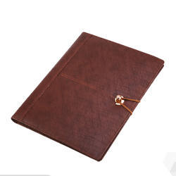 Folder Leatherette  Diaries