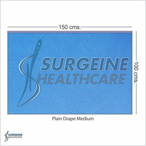Non-Woven Plain Drape, for General Surgery