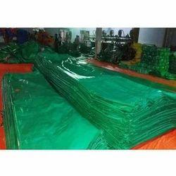 HDPE Green Tarpaulin