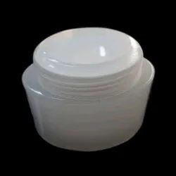 Plastic Cosmetic Container Jar