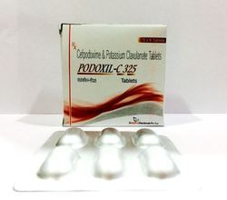 Cefpodoxime Proxetil 200 mg Clav 125 mg Tablets