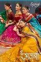 Saroj Designer Rangvarsha Sana Silk Saree